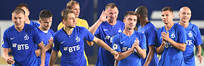 Gusar became the official partner of Dynamo-Moscow Football Club