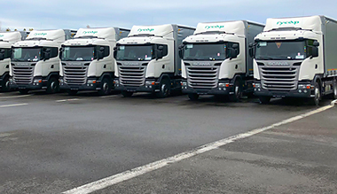 Freight Forwarder Gusar Expands Fleet
